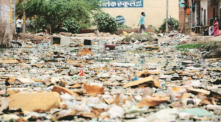delhi municipal body, municipal corporation delhi, delhi sanitation, delhi garbage disposal, indian express news, india news, delhi news