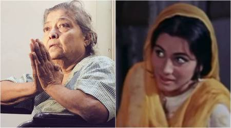 Geeta Kapoor shifted to a comfortable old age Home inMumbai