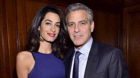 George Clooney's father reveals how George met Amal
