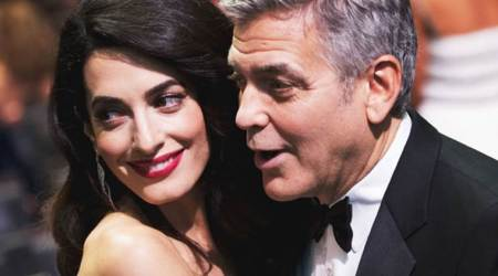 George Clooney and Amal Clooney's twins are beautiful, our family's complete, says grandmom Baria