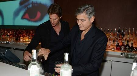 George Clooney's tequila company, Casamigos sold for $1 billion