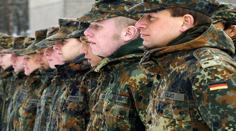 Germany, German Chancellor Angela Merkel, EU, German-Army, German-government, world news, indian express