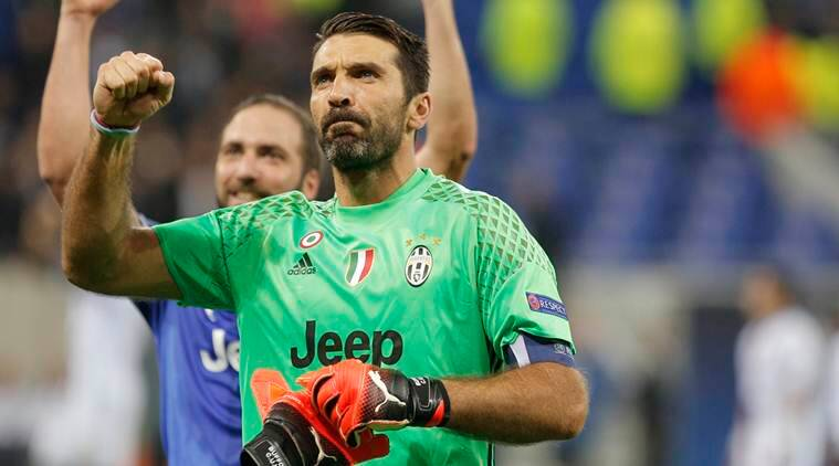 Gianluigi Buffon, Buffon, Juventus vs Real Madrid, UEFA Champions League Final, Champions League 2017, UCL Final, Football news, Indian Express