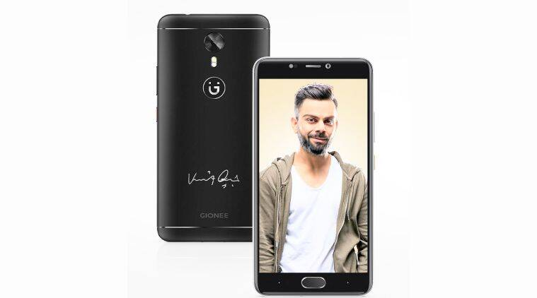 Gionee A1 Virat Kohli Signature Edition launched in India, exclusive to Amazon