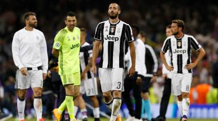 UEFA Champions League: Juventus face reality check of 'galactic disappointment'