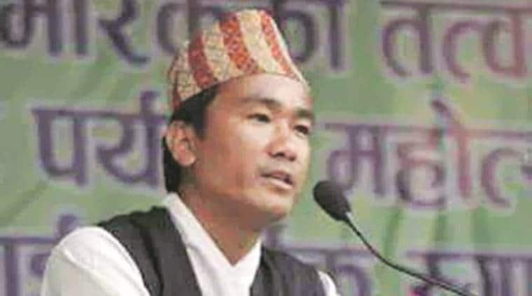 Purna Singh Rai, GJM, Gorkha Janmukti Morcha, Gorkha protest