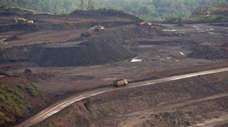 goa mining ban, goa mining pmo, mining ban, Goa iron ore miners' body, GMOEA, goa mining impact, inidan express, india news
