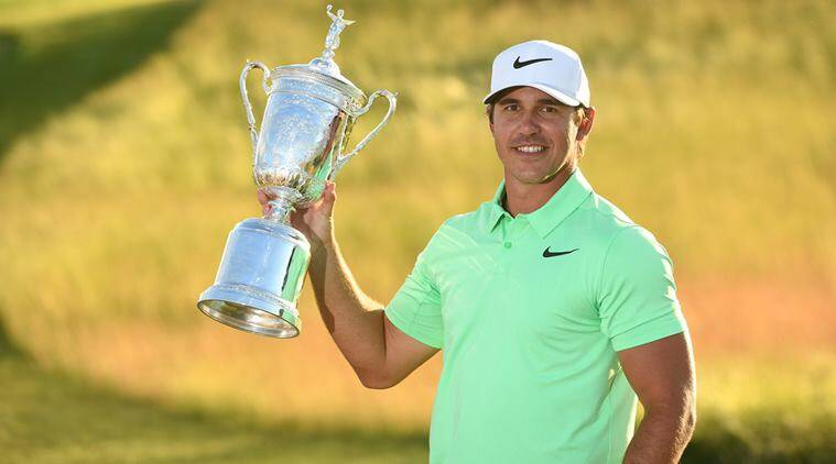 Brooks Koepka, Brooks Koepka US Open, Indian Express