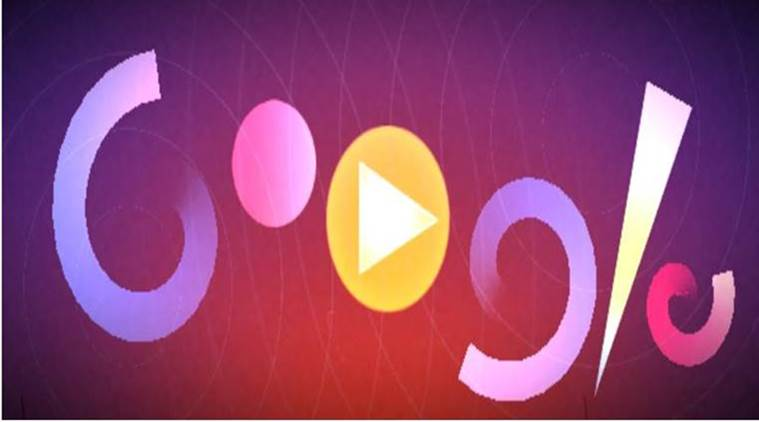 google, google doodle, Oskar Fischinger, Oskar Fischinger music, who is Oskar Fischinger, music day, music, indian express