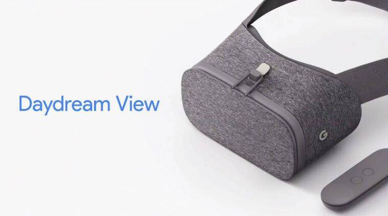 Google Daydream View VR headset launched in India for Rs 6,499