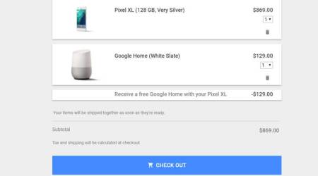 Google Pixel XL buyers in US can get Google Home free: Here's how