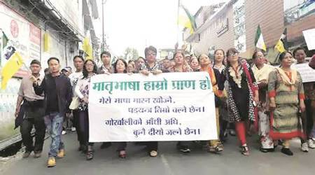Gorkha Janmukti Morcha reiterates Gorkhalanddemand