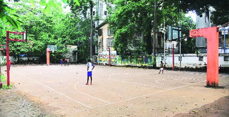 indian basketball, olympic approval, mumbai ymca, Bombay's Central YMCA, indian express