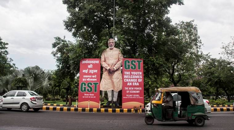 gst rollout, gst launch, gst history, goods and services tax, midnight session, parliament, congress, bjp, when was gst started, indian express