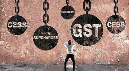 Two RSS-linked groups question sections of GST