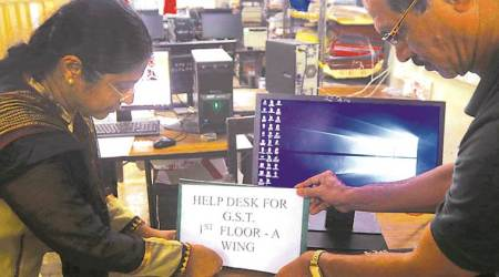 Supply chain, infra not GST-ready: Small traders
