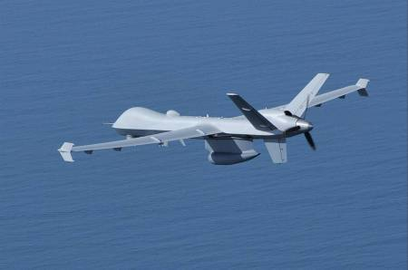 What is the predator drone?
