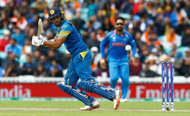 Danushka Gunathilaka, India vs Sri Lanka, ICC Champions Trophy, Cricket