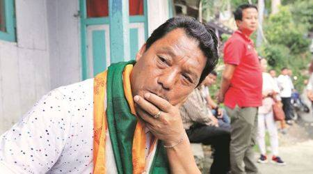 'No differences with Bimal Gurung', says Binay Tamang amid reports of rift within GJM