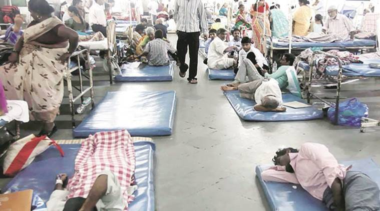 Kerala Viral Fever, Viral Fever Kerala, H1N1, Kerala Fever, Kerala, India News, Indian Express, Indian Express News