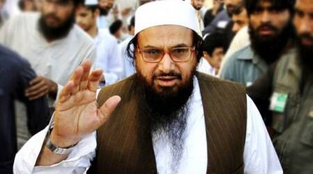 Hafiz Saeed rearticulating agenda of terrorists thriving in Pakistan: MHA