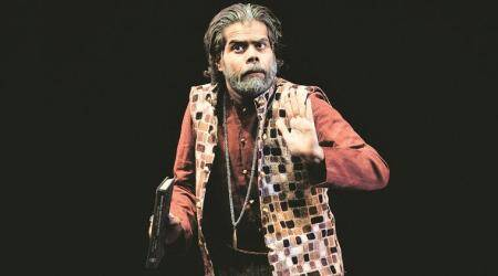 All Sorts of People: From William Shakespeare to Agatha Christie, Saksham Shukla's versatile theatre performances
