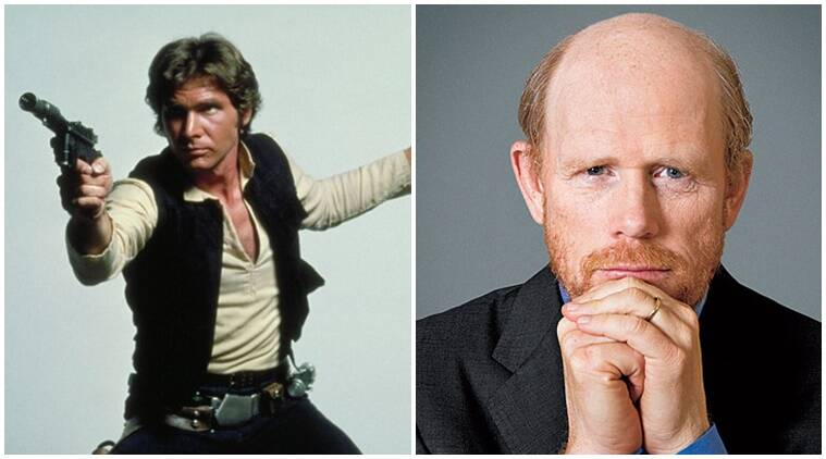 Ron Howard takes helm of Han Solo