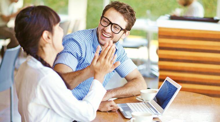 fitness at a workplace, wellness in work culture, fitness activities in a workplace, Indian express, Indian express news