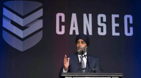 Canada to increase military spending by 70% in 10years
