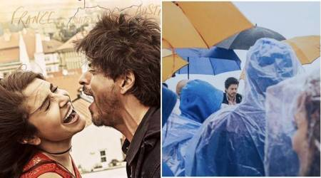 Jab Harry Met Sejal: Shah Rukh Khan, Anushka Sharma starrer's next song is a melancholic, moody track for monsoon. See photo