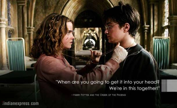 harry potter, 20 years of harry potter, jk rowling, Hermione Granger, indian express, indian express news