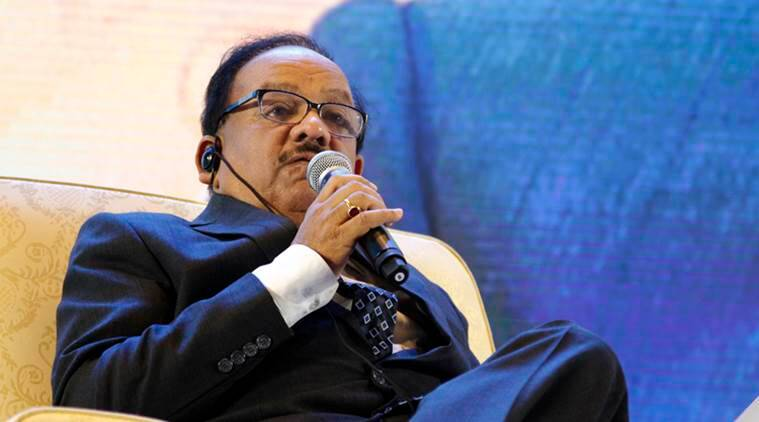 Harsh Vardhan focuses on cutting air pollution in 100 cities by 50 per cent