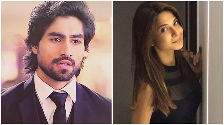 Harshad Chopra, Jennifer Winget, Harshad Chopra Jennifer Winget new show, Harshad Jennifer show, Harshad Jennifer image