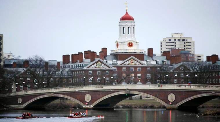 US colleges, Harvard University, Harvard Crimson, Harvard University admissions, Harvard University admission rescission, racist facebook posts, world news, education news, indian express