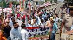Haryana farmers refuse to withdrawagitation