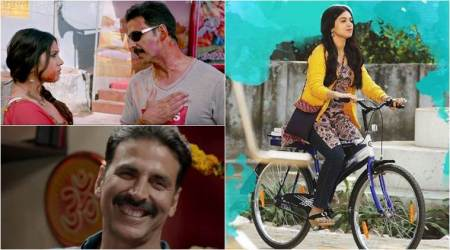 Toilet Ek Prem Katha song Hans Mat Pagle: Akshay Kumar's stalking meets Bhumi Pednekar's stalking. Does that make it right? Watch video