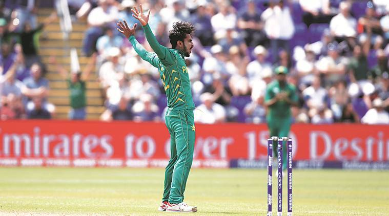 icc champions trophy, india vs pakistan final, pakistan champions trophy, sarfraz ahmed, hasan ali, cricket news, sports news, indian express