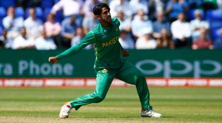 Hasan Ali breaks Waqar Younis' record, becomes fastest Pakistan bowler to scalp 50 ODIwickets