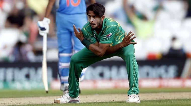 hasan ali, ali, hasan, pakistan, champions trophy, icc champions trophy 2017, cricket, sports news, indian express