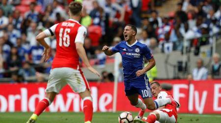 eden hazard, real madrid, eden hazard move to real madrid, chelsea, contract, football, sports news, indian express