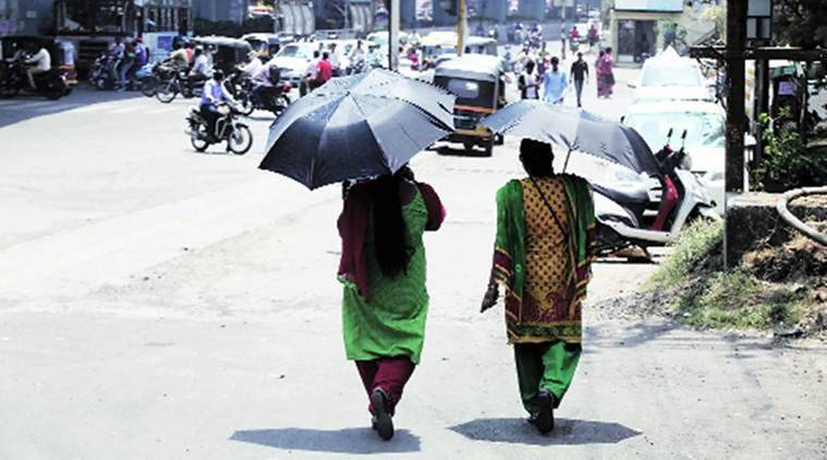 Heat wave, Haryana, Punjab, temperature news, weather news, Indian express news, India news, Latest news