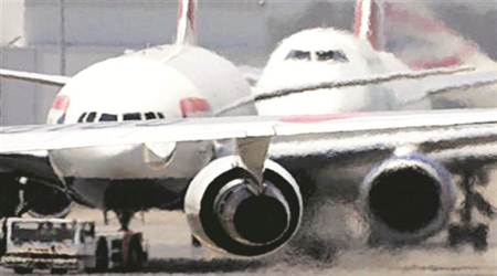 Too hot to fly —why?