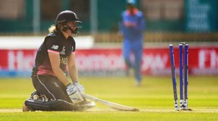 icc women's world cup 2017, women's world cup, world cup, india vs england, England captain Heather Knight, heather knight, england, cricket, indian express