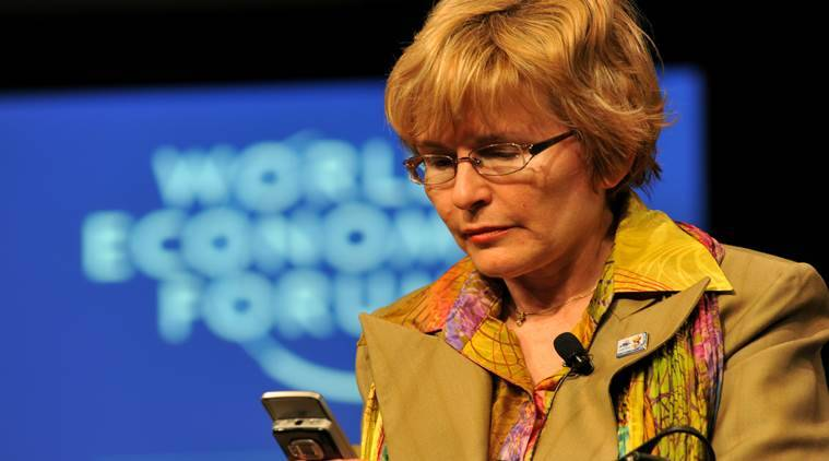 Helen Zille suspended from the DA