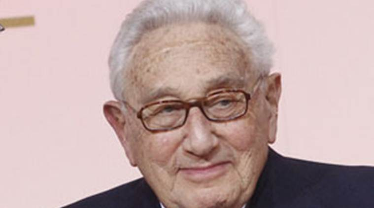 henry kissinger, us diplomat, trump putin meeting, indian express