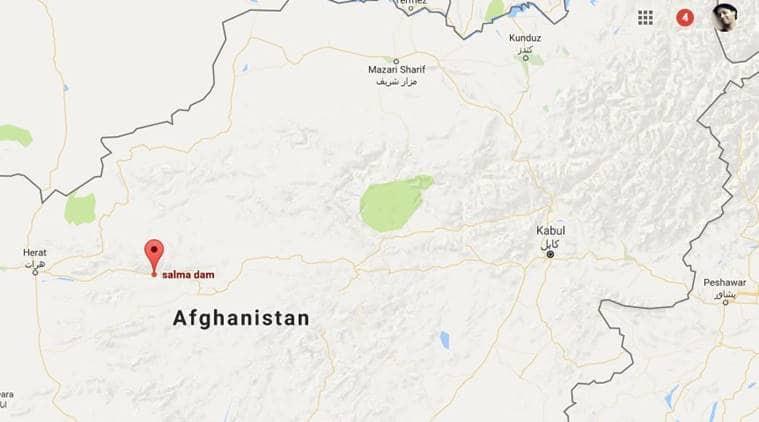 Herat, salma dam, india, prime minister narendra modi, ashraf ghani, indian express, afghan india friendship dam