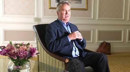 Guus Hiddink, FIFA, World Cup 2014, 2018 World Cup, Chelsea
