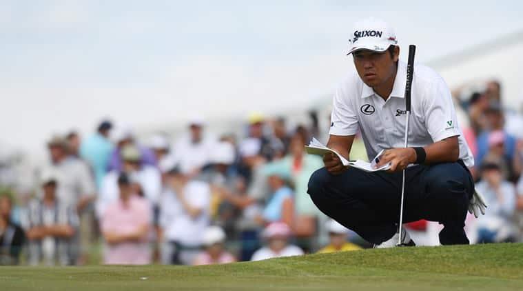 Hideki Matsuyama, Japan, US Open