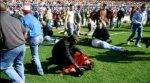 UK charges six in Hillsborough stadium tragedy