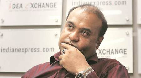 North East states, NE States, BJP, Himanta Biswa Sarma, Assam Finance Minister Himanta Biswa Sarma, NE States BJP, BJP NE States, India News, Indian Express, Indian Express News